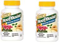 2 bottles Root Boost Rooting Cutting Hormone Powder