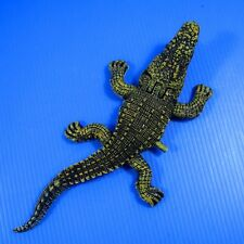 Crocodile Bubbles Aquarium Ornament Decoration 20cm- air stone fish tank wall