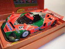 Slot. IT MAZDA 787b Le Mans 1991 sicw 06 PER AUTO pista Car 1:32