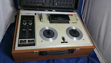 Sony TC-270 Reel to Reel Tape player recorder with speakers