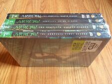 Arrow: The Complete Series Season 1-4 DVD   NEW free shipping