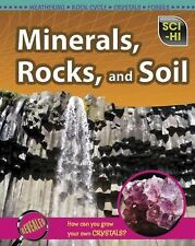 Minerals, Rocks, and Soil (Sci-Hi: Earth and Space Science)