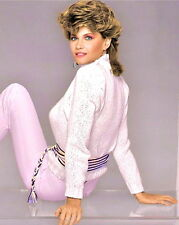 1980-1989 MARKIE POST b/w glamour photo (Celebrities & Musicians)