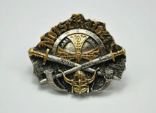 * Wikinger Kelten Gürtelschnalle Celtic Thor Odin Warrior Germanen Buckle *176