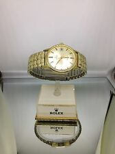 1968 Omega Geneve Date Gold Plated Wristwatch - Cal. 613