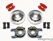 "1964-1986 Chevrolet C10 Wilwood D154 Rear Parking Brake Kit,C1500,12.19"" Rotors-"