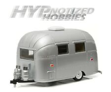 GREENLIGHT 1:24 TRAILER - AIRSTREAM BAMBI SPORT DIE-CAST SILVER 18224