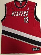 Portland Trail Blazers LaMarcus Aldridge #12 Adidas Jersey Adult XXL Red