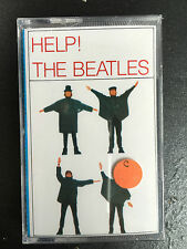 MC SEALED!! VERY RARE ITALY PRESS  The Beatles ‎– Help!  (NO LP CD