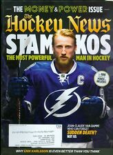 2016 The Hockey News: Steven Stamkos- Most Powerful Man in Hockey/Erik Karlsson