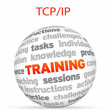TCP/IP-Video Tutorial DVD de entrenamiento