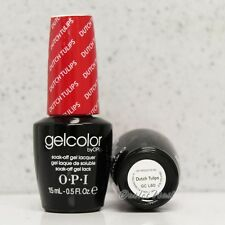 OPI GelColor Reds Collection - GC L60 DUTCH TULIPS 15 mL UV LED Gel Nail Polish