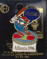 RARE PINS PIN'S .. OLYMPIQUE OLYMPIC ATLANTA 1996 BASE BALL STADE ~14