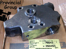 Genuine Case Digger Backhoe Control Valve Section, 580SL Series 2, 327867A2