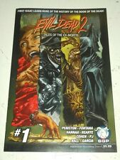 EVIL DEAD 2 TALES OF THE EX-MORTIS #1 SGP COMICS VF (8.0)