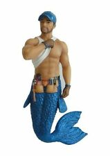December Diamonds Tool Christmas Ornament New Gay Sexy Handyman Merman