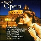 A Taste of Opera [Audio CD] Various Artists