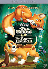 Fox and the Hound/Fox and the Hound  (2011, REGION 1 DVD New) WS/30th Anniv. ED.
