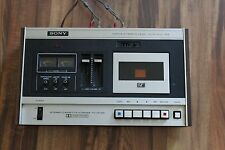Vintage Sony stereo cassette-corder TC-131SD
