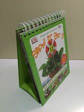 Grow It Eat It Stand Up Flipover Book New