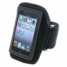 Neoprene Armband of iPod Touch 2nd/3rd Gen - Black