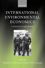 International Environmental Economics: A Survey of the Issues