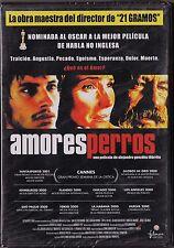 Alejandro González Iñárritu: AMORES PERROS con Gael García Bernal (México, 2000)