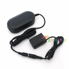 AC Power Adapter Charger For Sony A5000 A3000 A55 A33 A35 A5100 DSC-RX10 Camera