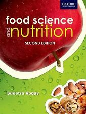 Food Science and Nutrition by Sunetra Roday (2012, UK-Paperback)