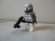 Lego Star Wars CUSTOM Commando Scorch Minifigure Delta Squad Clone Trooper 9488