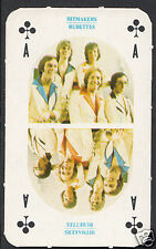 Monty Gum Card - 1970's Hitmakers Music Card - Rubettes