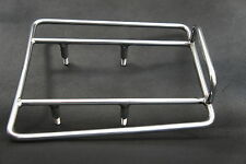 LAMBRETTA S3 Li SX TV GP Stainless Steel Rear Classic Sprint Rack