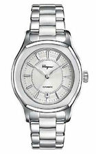 Ferragamo Men's FQ1040013 Lungarno Stainless Steel:''AUTOMATIC''