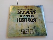 State Of The Union - Snake Oil (NEW SEALED CD)