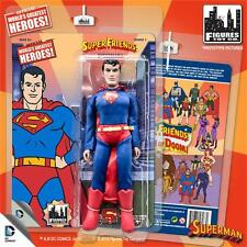 Super Friends series 1 Superman 8 INCH ACTION FIGURE MOSC NEW