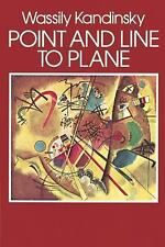 Point and Line to Plane (Dover Fine Art, History of Art) Kandinsky, Wassily Pap