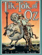 Tik-Tok of Oz (Books of Wonder), Baum, L. Frank, Good Book