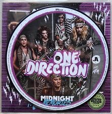 "ONE DIRECTION / 1D * MIDNIGHT MEMORIES * RSD LIMITED ED 7"" PICTURE DISC * BN&M!"