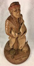 **AMERICAN INDIAN 1899**1983~Tom Clark Gnome-Figurine~Cairn Item~Retired~Ed #26