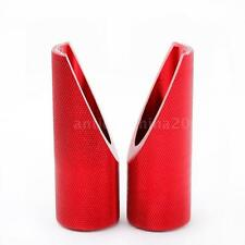 2Pcs KKMOON new Aluminum Foot Peg Red for Honda Ruckus Zoomer 85ZH