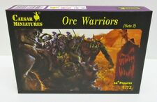 Caesar Miniatures F109 - Orc Warriors                         1:72 Scale Figures