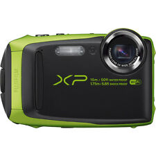 Fujifilm FinePix XP90 Digital Camera (Lime/Black)!! BRAND NEW!!