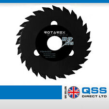 Angle grinder 115x22.2 Black Mamba R3 saw blade disc for Wood Tyres Plastic