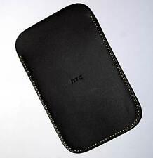 ORIGINALE HTC Custodia Astuccio In Pelle Po s510 hd2 t8585 EVO 4g Thunderbolt-NUOVO