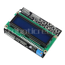 LCD1602 Keypad Shield For Arduino LCD UNO R3 Mega2560 R3 Robot