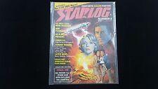 Starlog Magazine #2 November 1976 Space 1999 Star Trek Clarke HG Wells Asimov