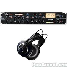 ART VoiceChannel Channel Strip preamp w/ AKG K240MKII Headphones NEW