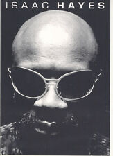Presse-Info/Press-Kit -- Isaac Hayes - Branded / Raw and Refined