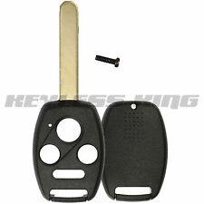 New Replacement Keyless Remote Shell Case Fix Key Fob Uncut Blade Without Chip
