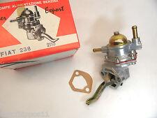 Fiat  238 E,B,B1,1100 T4, Fuel Pump/ POMPA BENZINA, New